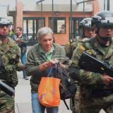 Legalizan captura de alias 'Tista'