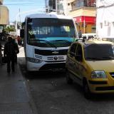 Crecen quejas de usuarios por mal servicio del sistema de buses en Sucre