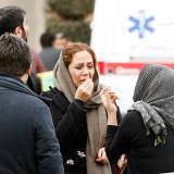 Se estrella avión en Irán: 66 muertos