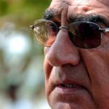 Miguel Ángel 'El Zurdo' López, entrenador de fútbol argentino.