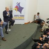 Pinzón es el candidato más apropiado para Colombia: exalcalde de Nueva York