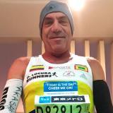 Barranquillero completa el circuito mundial de maratones