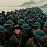 Escena de la película 'Dunkerke' ,dirigida por Christopher Nolan.