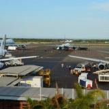Por falsa amenaza de bomba de pasajera desvían a Cartagena avión que venía de EEUU