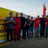 Ernesto Busche 'vuela' en la segunda válida cuarto de milla