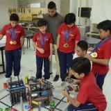 Colegio San José competirá en el Mundial de Robótica