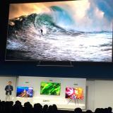Samsung lanza su nueva línea de televisores QLED en la bolsa de valores de NY