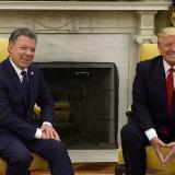 Casa Blanca ratifica visita de Trump a Colombia