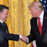 Trump viene a Latinoamérica, a pesar de insistir en el muro