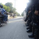 Disturbios en La Peña por captura de un votante
