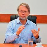 Mockus, senador electo de la Alianza Verde.
