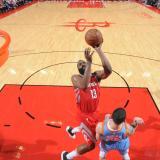 Rockets mejoran sus números en la Conferencia Oeste