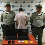 Capturan a 'hacker' de 16 años en hotel del norte de B/quilla