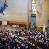 Los actos litúrgicos de este sábado y domingo
