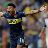 Boca también gana en la agonía del juego y se acerca al título en la Superliga argentina
