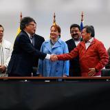 Gobierno y Eln evalúan informes sobre cese al fuego bilateral