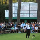 Tiger Woods pasa el corte