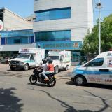 Sede de la clínica Laura Daniela, en Valledupar.