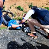 Tras la muerte de Goolaerts, ¿cuál es el seguimiento médico que se hace a un ciclista?