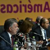 Presidente Santos rechazó el uso de armas químicas tras los hechos ocurridos en Siria
