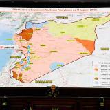 Siria interceptó 71 de 103 misiles de crucero occidentales: ejército