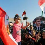 """Siria, más firme para """"seguir aplastando al terrorismo"""" tras ataque de EEUU y aliados"""