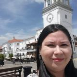 Karla Turcios, periodista asesinada.