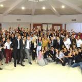 Estudiantes de colegios distritales participaron en modelo de Naciones Unidas