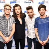 Liam Payne habla sobre reencuentro de One Direction