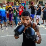 Boxeo, 'hobby' para algunos; sustento de muchos
