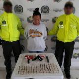 Capturan a tres mujeres con armas y drogas en Rebolo y Soledad