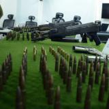 Dueños del colegio Cencaes serán cuestionados sobre fusiles hallados