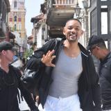 Will Smith recibirá las llaves de Cartagena este fin de semana