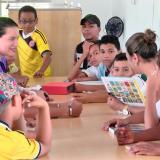 Con la lectura, Distrito busca transformación social en Las Gardenias