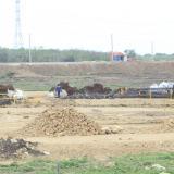 Los trabajos de construcción de la sede deportiva de la FCF en Barranquilla se iniciaron en el mes de marzo.