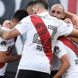 River le ganó a Estudiantes por la Superliga Argentina