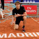 Alexander Zverev, nuevo rey de Madrid