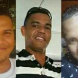 Meison de la Torre, Farith Solano y Adalberto Anaya, fallecidos en el accidente de este lunes en La Cordialidad.