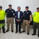 Juez avaló principio de oportunidad de Luis Gustavo Moreno