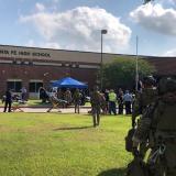 Tiroteo en instituto de Texas deja  10 muertos