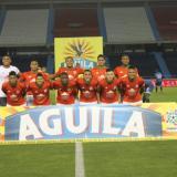 Barranquilla FC derrota a Fortaleza en el estadio Metropolitano
