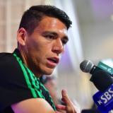 """""""México va al Mundial a ganar"""": Héctor Moreno"""