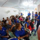 Iniciaron las Jornadas de Estilo de Vida Saludable en Supergiros Atlántico.