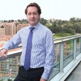 El gerente general del Grupo Empresarial Arturo Calle, Carlos Arturo Calle.