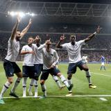 Francia vence a la nueva Italia de Mancini en partido amistoso