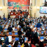 Consulta anticorrupción se vota este martes en el Senado