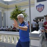 Comesaña dice que Guillermo Celis quiere volver a Colombia