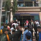 Evacúan tres edificios en el norte de Barranquilla por falsa alarma de bomba