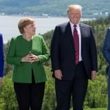 Europeos rechazan el retorno de Rusia al G7
