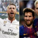 Ramos vs. Ronaldo y Messi vs. Rakitic: amigos en el club; en Rusia, a otro precio